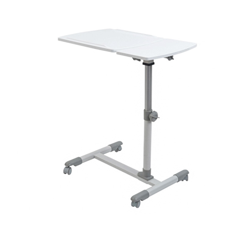 YA-T04 Adjustable Hospital OverBed Table