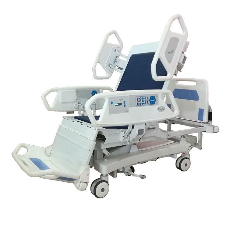 YA-D8-1 Cardiac Chair Position Hospital Bed ICU Room