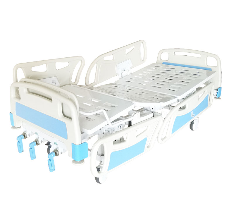YA-M3-2 Three Function Hospital Manual Bed