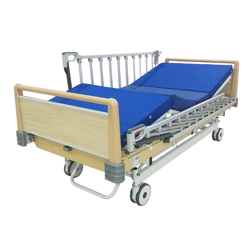 YA-DH3-1 Three Position Electric Nursing Care Bed