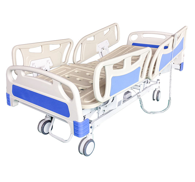 YA-D5-7 Five Function Hospital Electric Bed With CPR