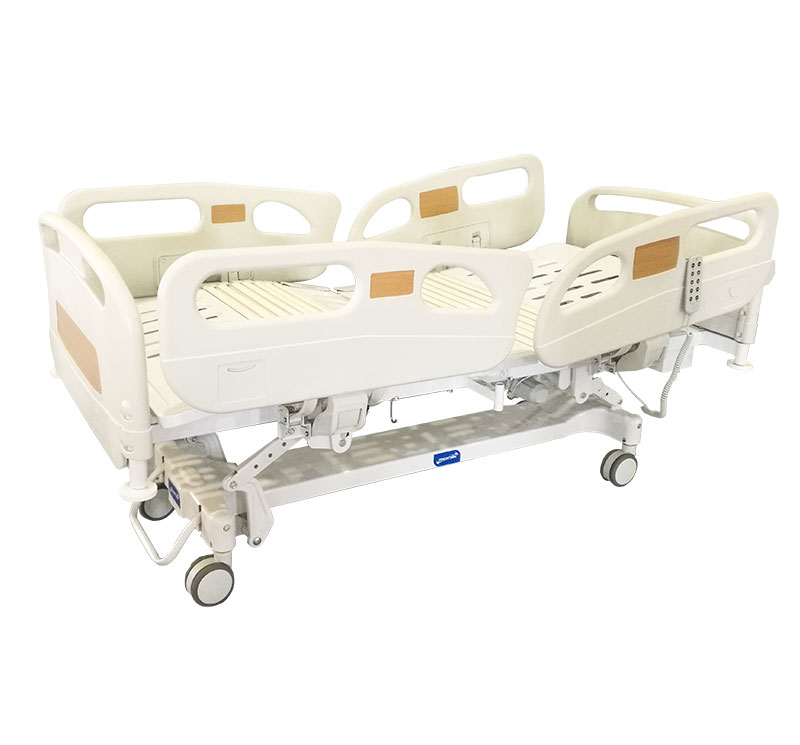 YA-D5-11 Electric hospital bed 5 functions with articulated joint