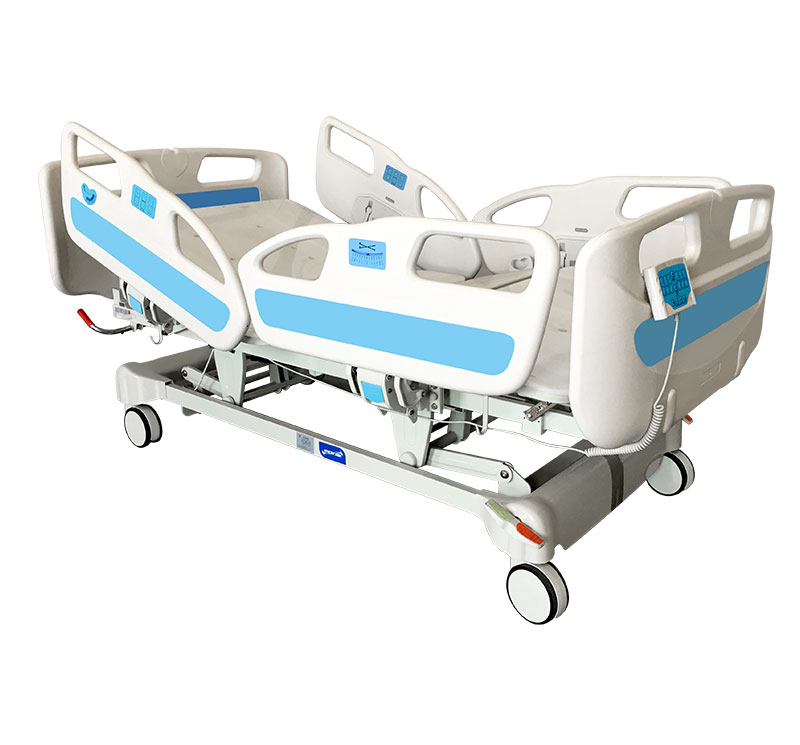 YA-B5-1 Electric Intensive Care Hospital Bariatric Bed
