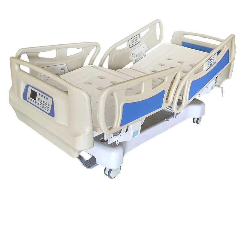 YA-D6-2 Electric Hospital Bed With Embedded Control