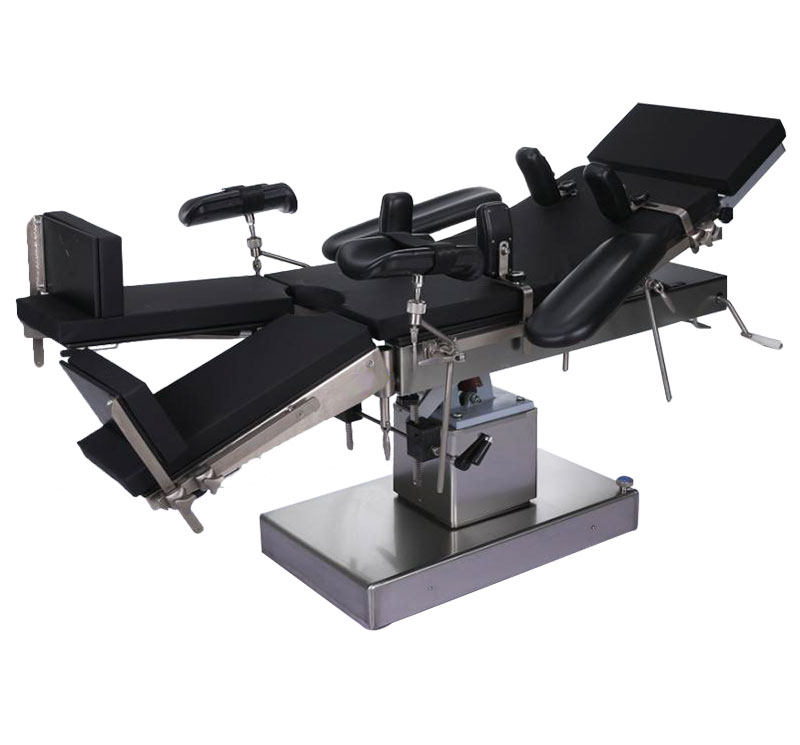 YA-04M Hydraulic Operation Table X-ray Function For Operating Room