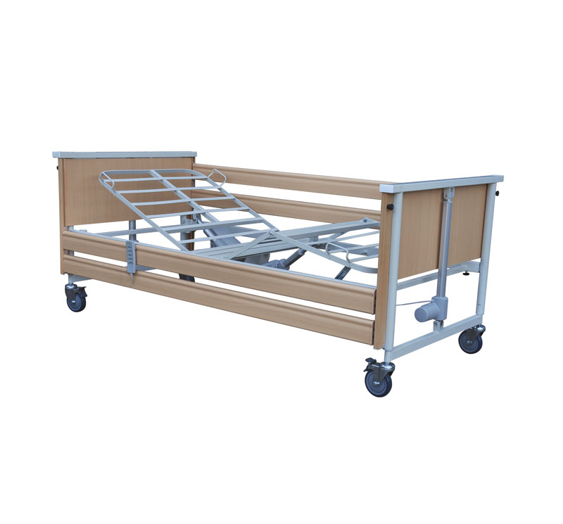 YA-DH5-2 Electric Profiling Care Bed For Disabled