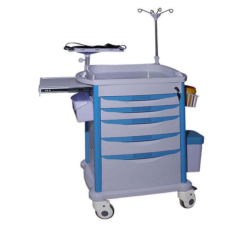 Medical Critical Care Carts