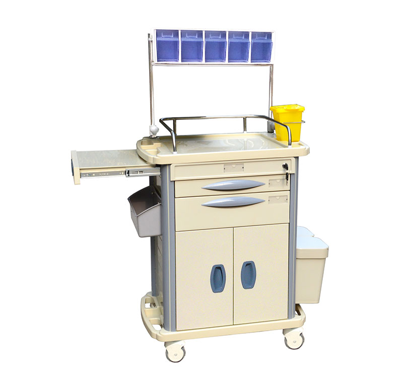 MK-P09 Hospital Anesthesia Cart