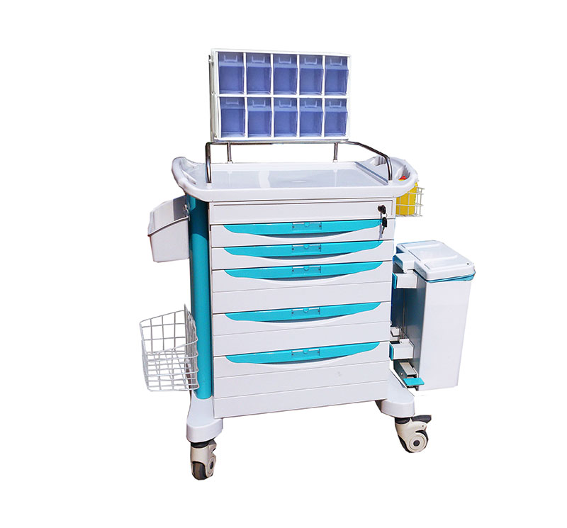 MK-P08 Clinical Procedure Carts