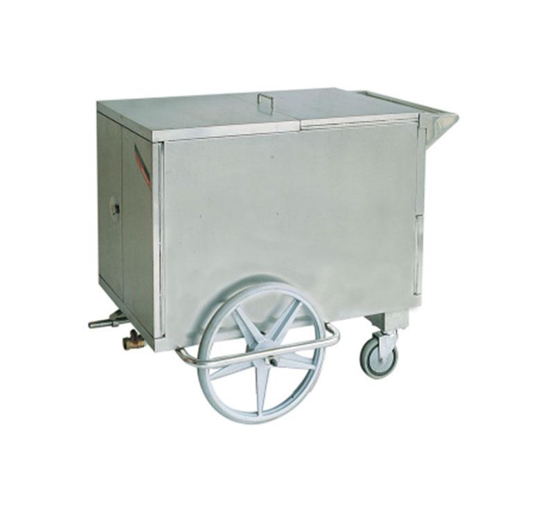 MK-S28 Stainless Steel Food thermal trolley
