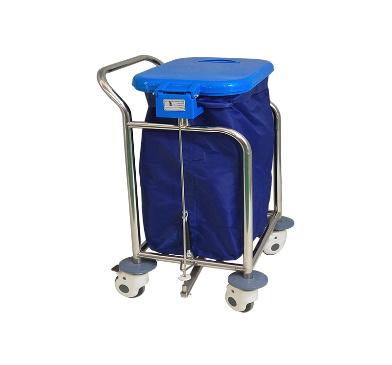 MK-S17 Hospital Dirty Linen Cart