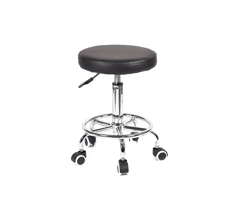 YA-S01 Hospital Nurse Stool With Five Castors