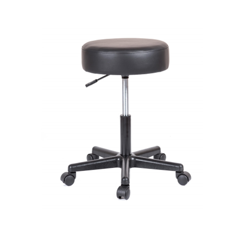 YA-S02 Five Leg Lab Stool Pneumatic Lift