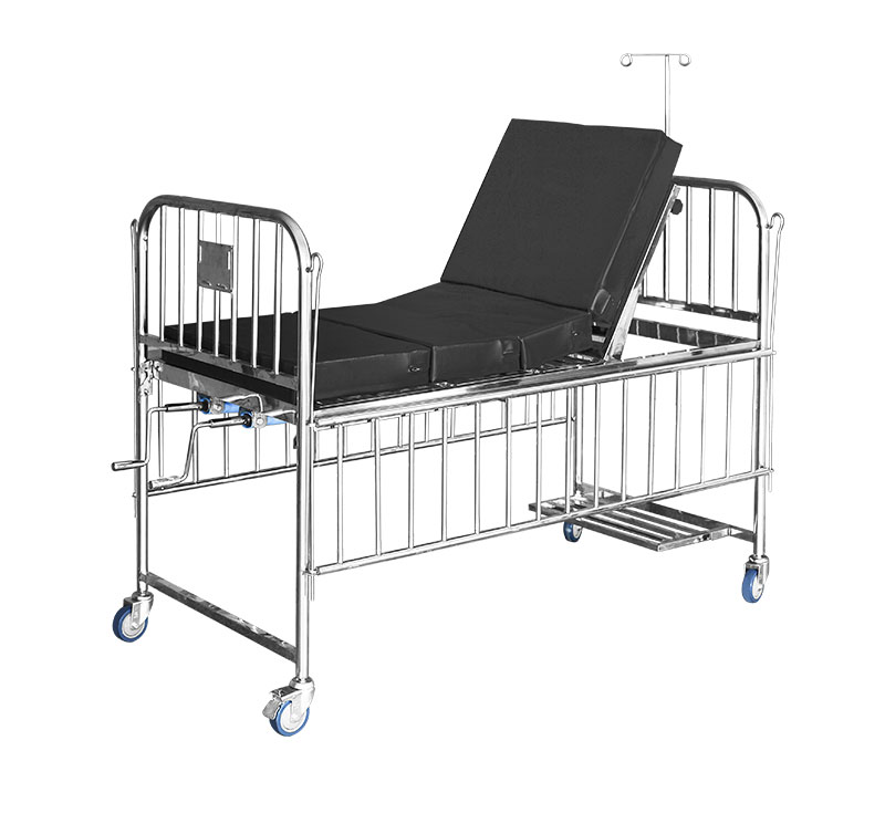 YA-PM2-5 Two Function Manual Pediatric Hospital Bed