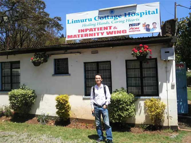 A NEW Limuru Cottage Hospital