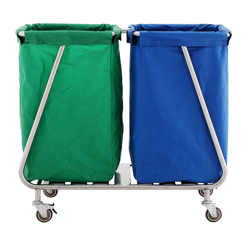 MK-S14 Hospital Dirty Linen Trolley
