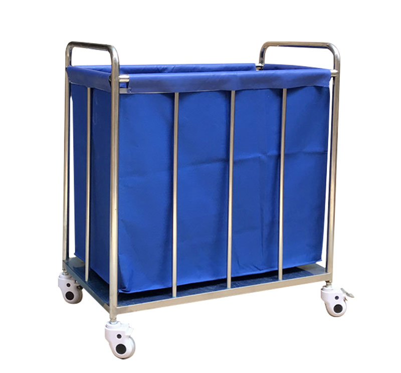 MK-S15 Medical Dirty Linen Trolley