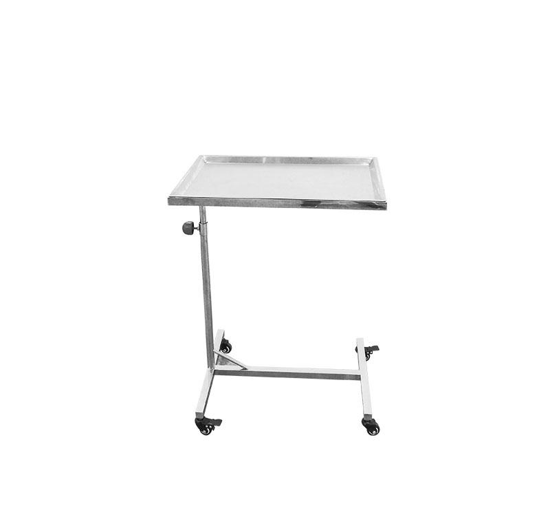 MK-S19 SS Mayo Instrument Trolley