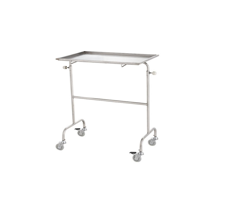 MK-S21 Mayo Instrument Table Mobile