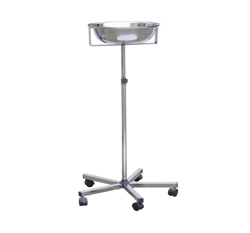 MK-S34 Hand Wash Basin Stand Single Bowl For Hospital