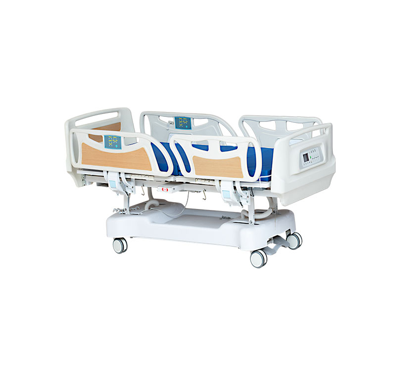 YA-D6-2 Automatic Hospital ICU Bed With Weighing Scale
