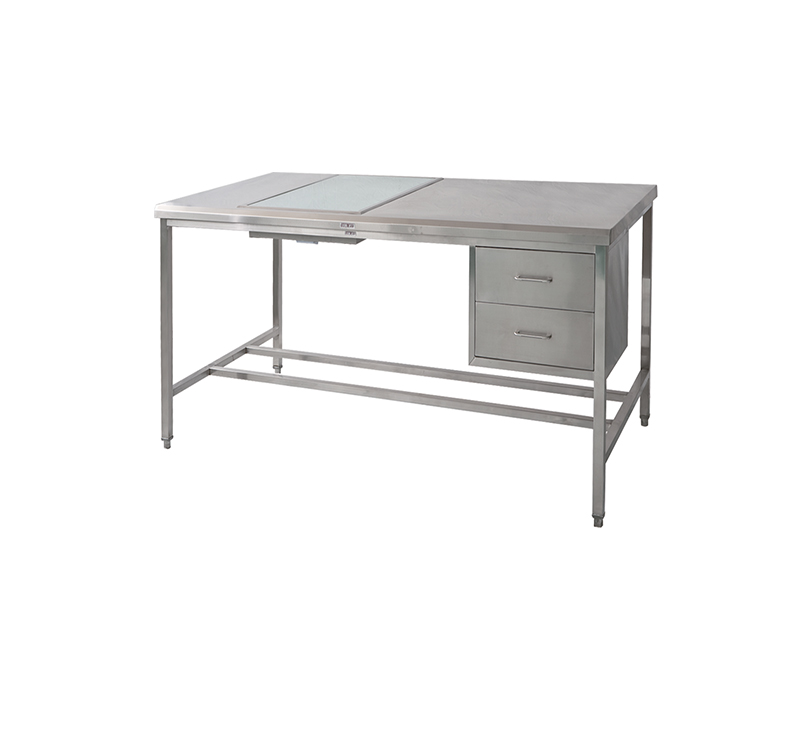 CSD-P01 CSSD Packing Table With Drawer