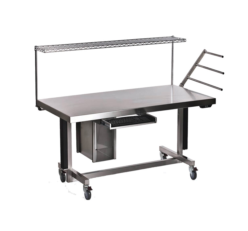 CSD-W03 Instrument Packing Workstations For CSSD