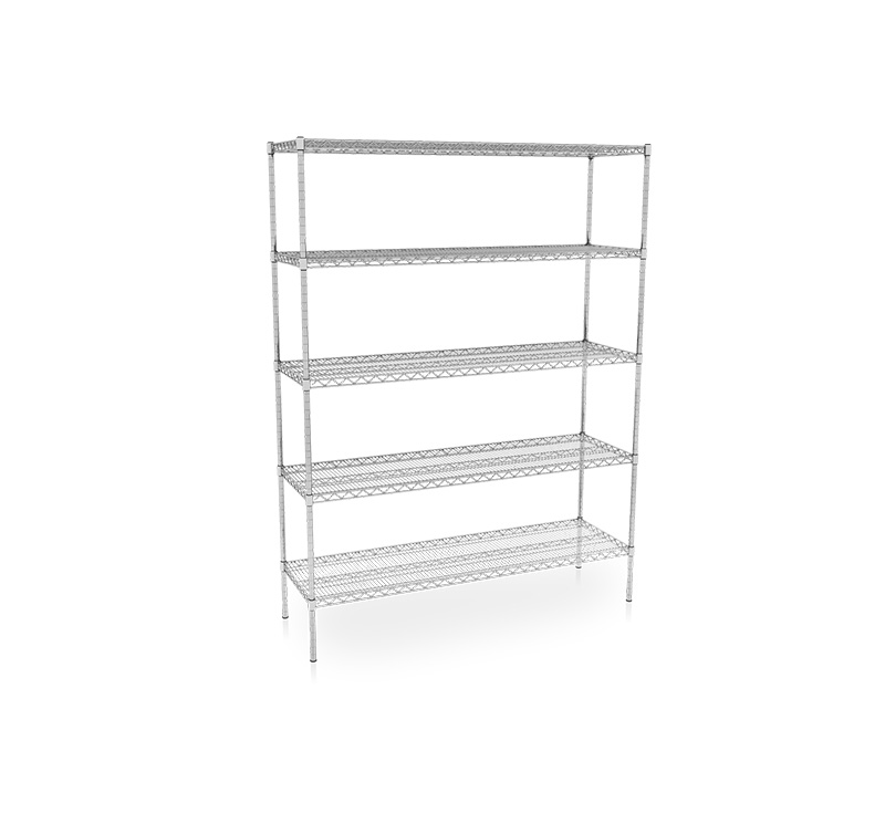 CSD-S02 Wire Shelving Systems