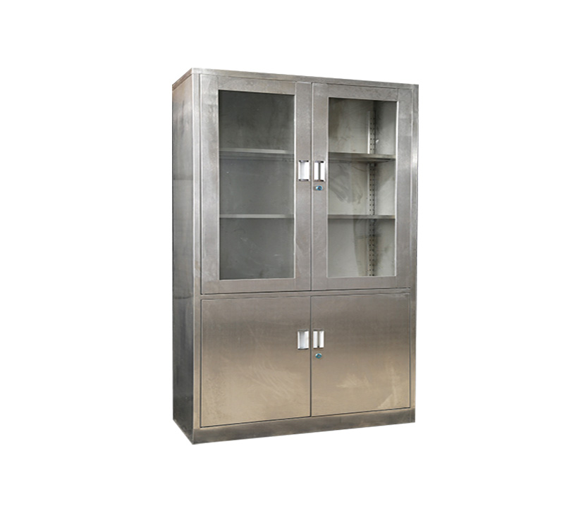 CSD-C02 Stainless Steel Cupboard For Hospital Use