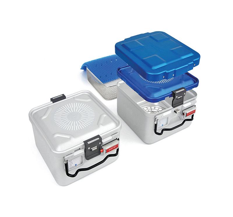 CSD-PB01 Aluminium Sterile Container