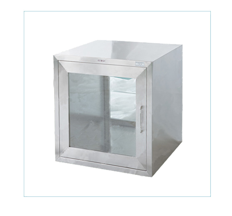 CSD-DB01 Stainless Steel Pass Box For Cleaning Room