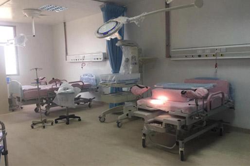 Medik Win A Project of ICU Bed In Saudi Arabia Hospital