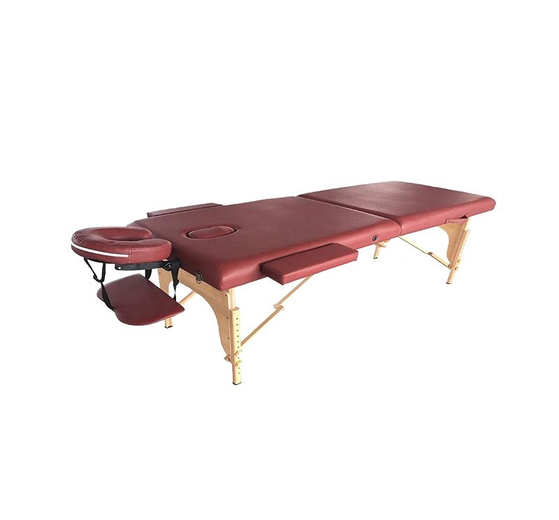 YA-EC-MC02 Portable Wooden Massage Table