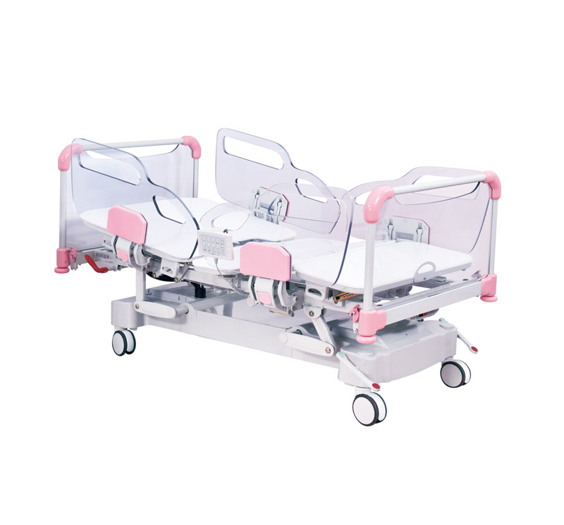 YA-PD5-1 Electric Youth Hospital Bed 5 Function For Pediatirc