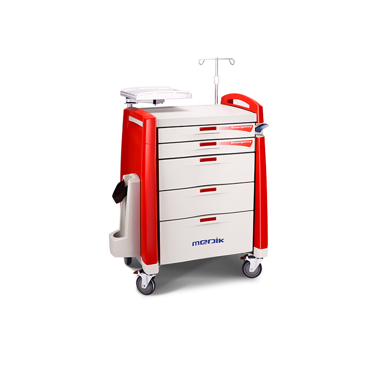 MK-P01 Medical Crash Cart