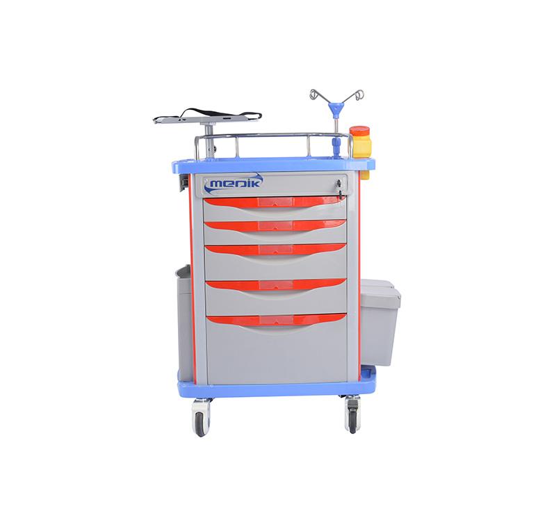 MK-P02 Medical Emergency Trolley