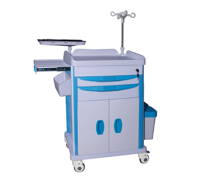 MK-P21 ABS Clinical Hospital Trolley