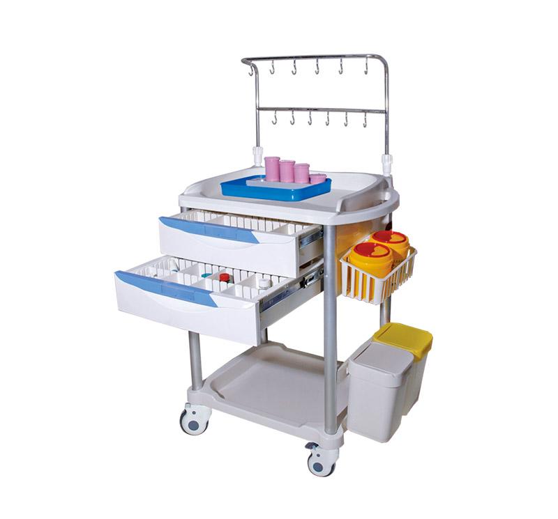 MK-PI01 Mobile I.V. Therapy Carts For Hospital