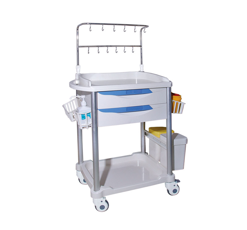 MK-PI01 Mobile I.V. Therapy Carts For Hospital