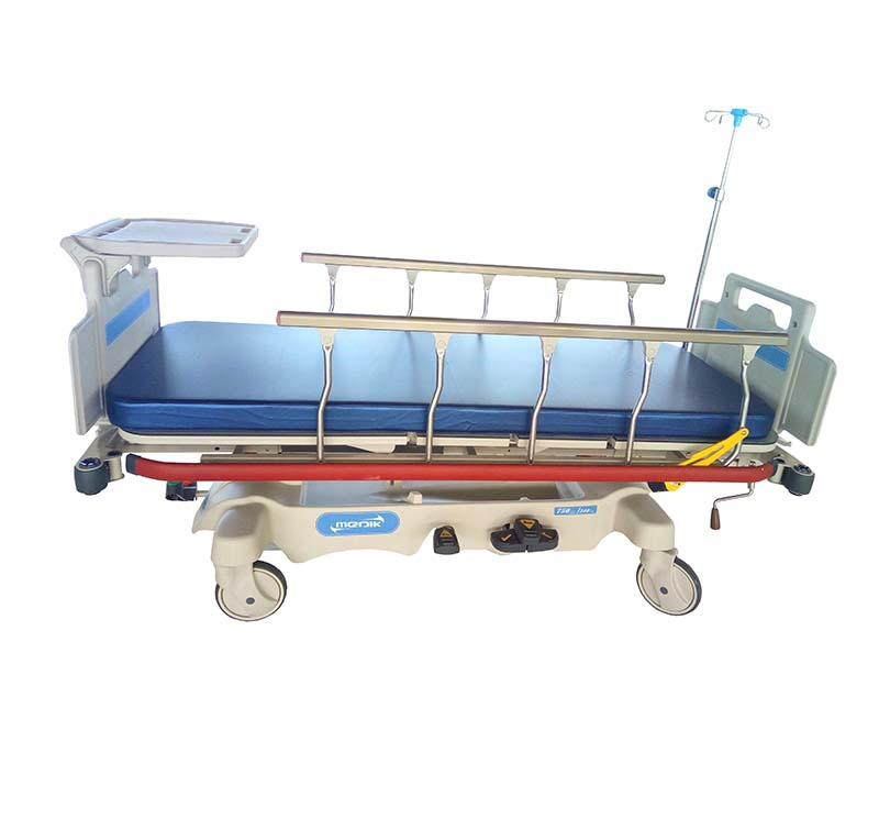 YA-PS01B Luxurious Hydaulic Patient Transfer Stretcher