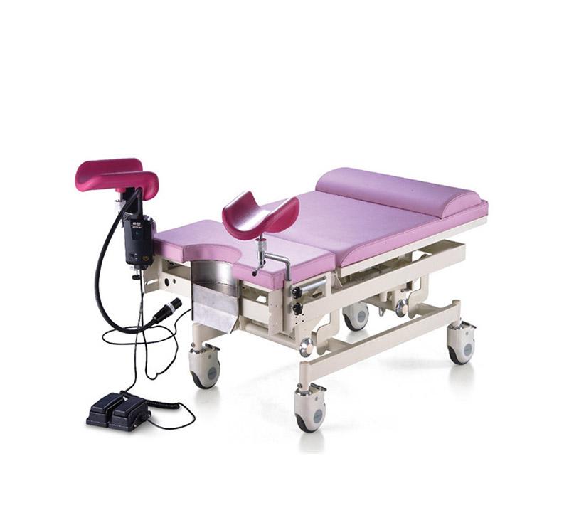 YA-EC-U05 Ultrasound Tables With Stirrups