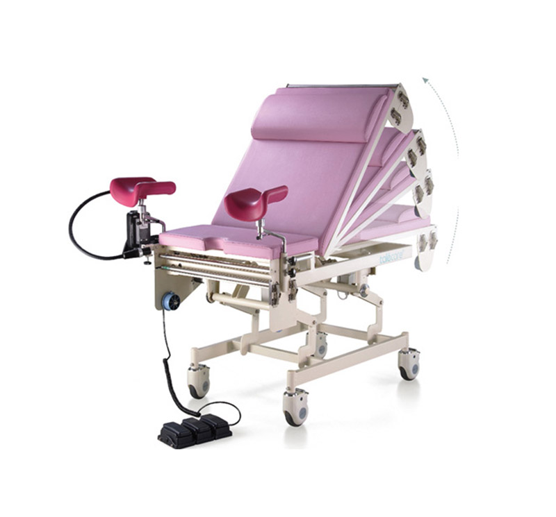 YA-EC-U06 Gynae Ultrasound Couch