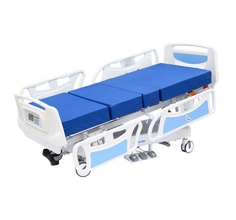 YA-D7-1 Electric ICU Patient Bed