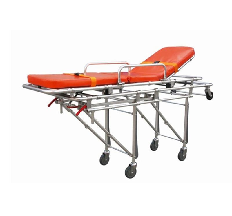 YA-AS01 Collapsible Ambulance Stretcher