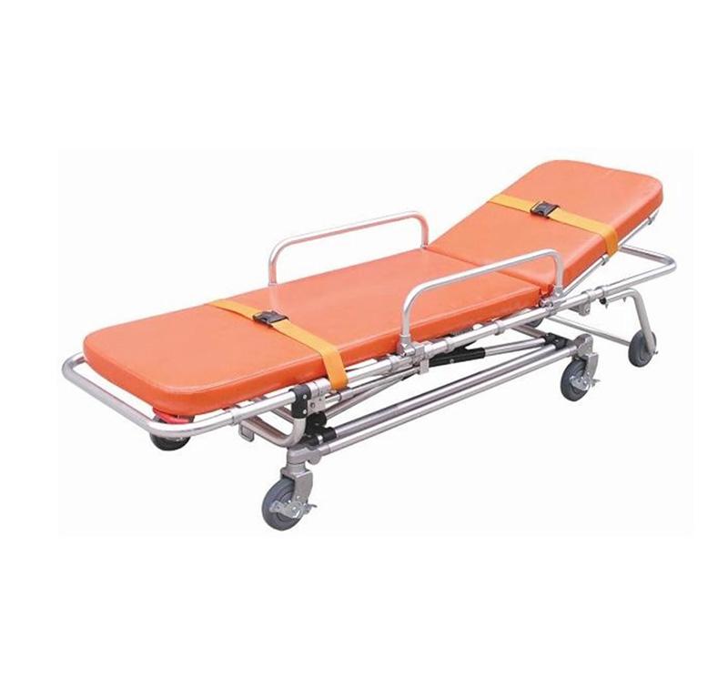 YA-AS04 Foldable Wheeled Ambulance Stretcher