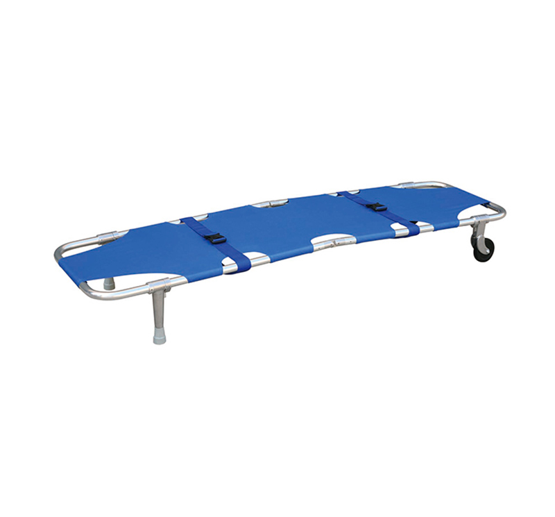 YA-ES01A Aluminium Emergency Folding Stretcher