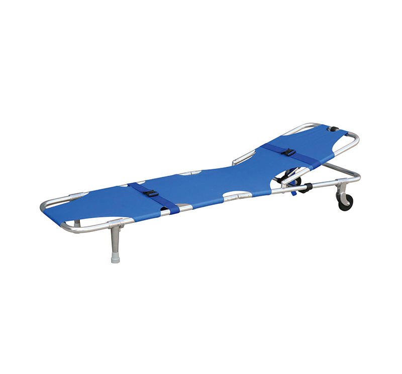 YA-ES01C Adjustable Backrest Emergency Stretcher