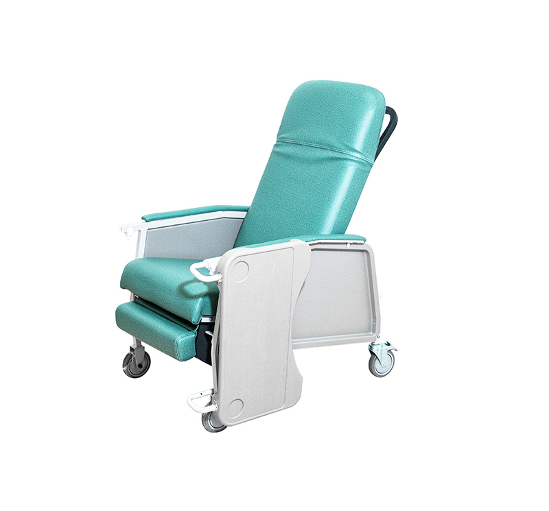 YA-DS-R01 3-Position Phlebotomy Recliners