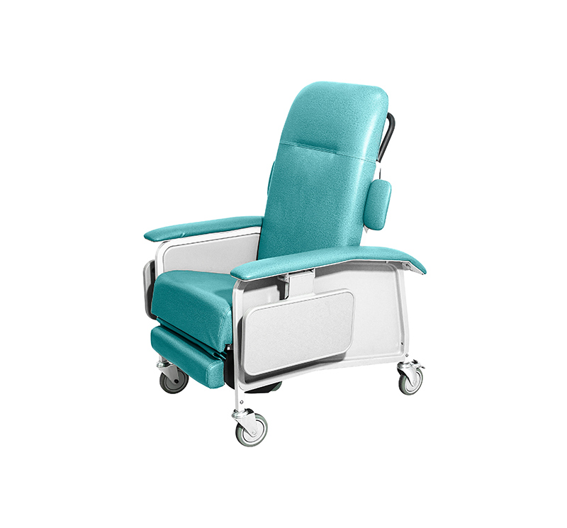 YA-DS-R02 Reclining Phlebotomy Chairs
