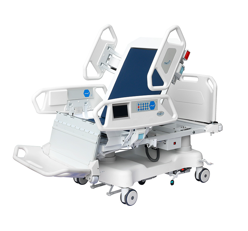 YA-D8-2 Intensive Care Hospital Bed